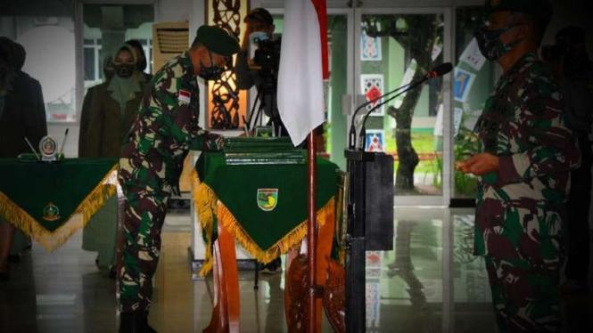 VIVA Militer: Sertijab Kodam XVII/Cenderawasih.