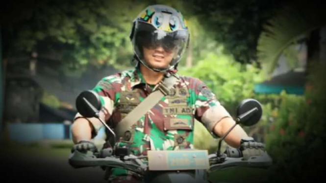 VIVA Militer: Letkol DPW.