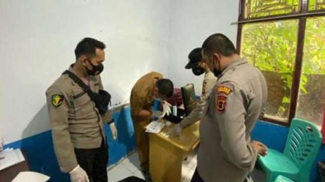 7 anggota polisi di Kabupaten Jambi positif narkoba
