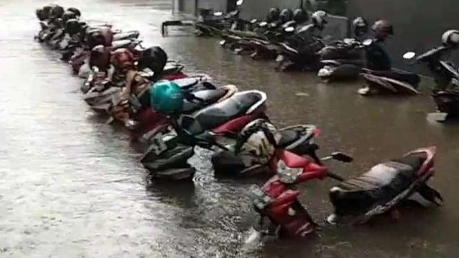 Banjir di Semarang, Februari 2021