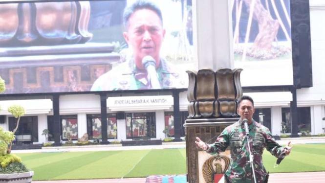 VIVA Militer: KSAD Jenderal TNI Andika Perkasa