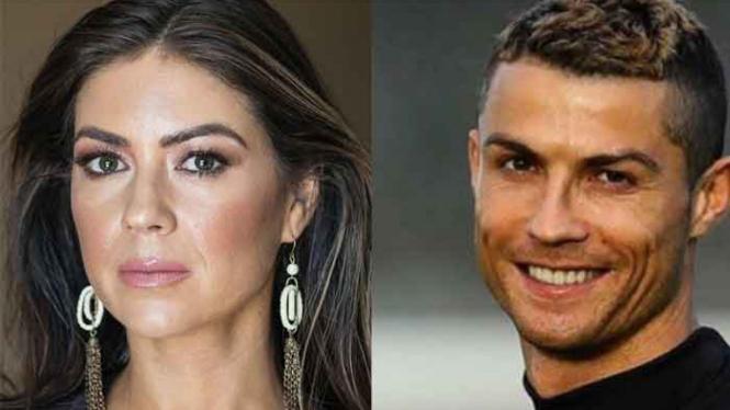 Kathryn Mayorga dan Cristiano Ronaldo