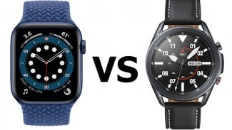 Apple Watch Series 6 vs Samsung Galaxy Watch 3.