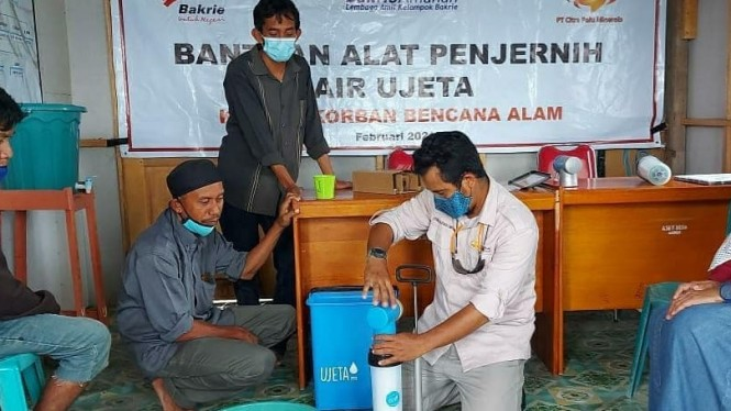 Alat pemurni air