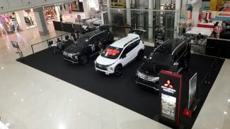 Pameran Mitsubishi New Pajero Sport
