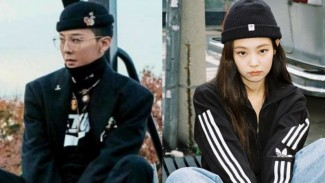 G-Dragon BIGBANG dan Jennie Blackpink.