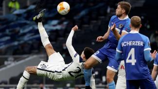 Pertandingan Tottenham Hotspur vs Wolfsberger
