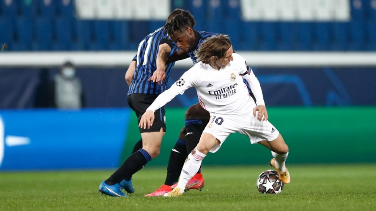 Pertandingan Atalanta vs Real Madrid