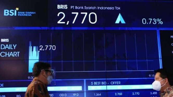 Bank Syariah Indonesia.