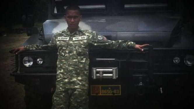 VIVA Militer: MRBS