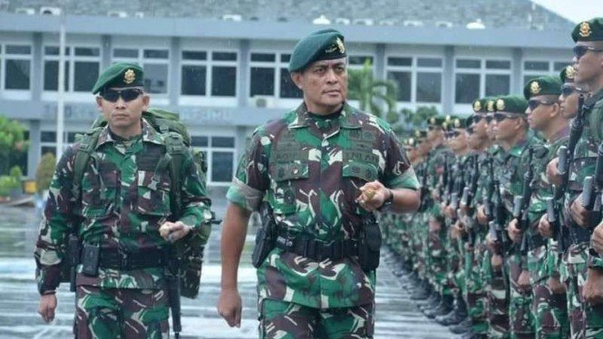 VIVA Militer: Pangdam XVI/Pattimura Mayjen TNI Agus Rohman