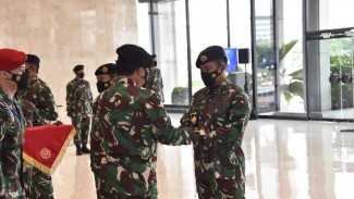VIVA Militer: Panglima TNI pimpin Sertijab Dandenma Mabes TNI