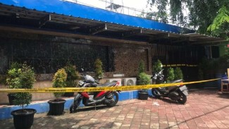 Kafe RM atau RM Kafe tempat tewasnya anggota TNI oleh Bripka Cs