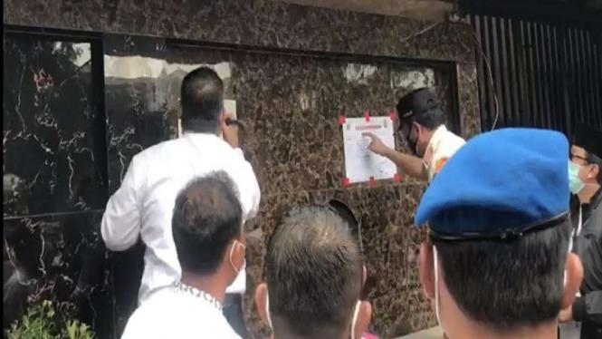 RM Kafe lokasi penembakan oknum polisi ke anggota TNI ditutup permanen
