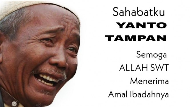 Yanto Tampan (foto ist/Nur Terbit)