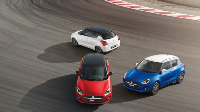 Suzuki New Swift resmi meluncur di India