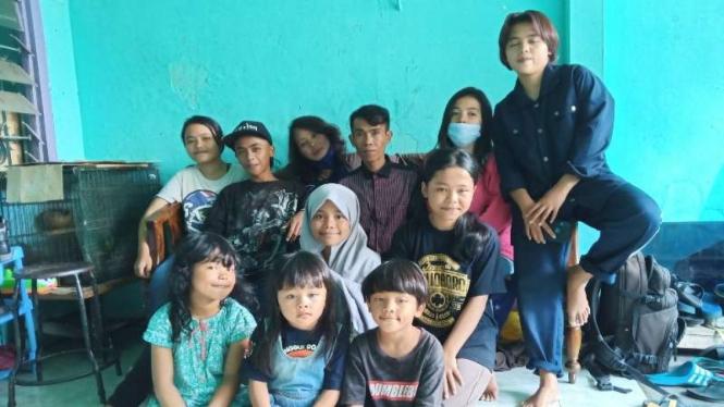 15 Anak