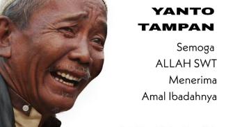 Pelawak Yanto Tampan tutup usia, Jumat 26 Februari 2021