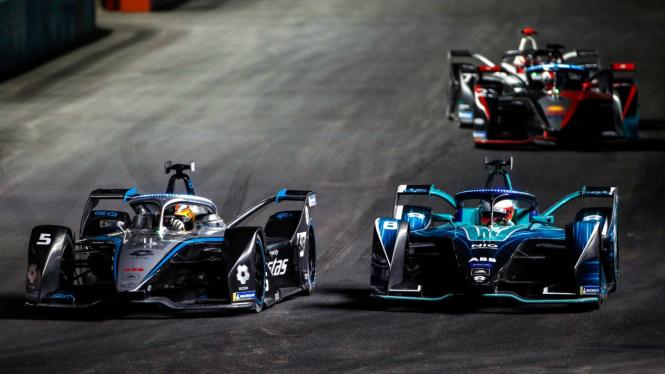 Balap mobil Formula E