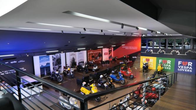 Diler Motoplex Jakarta