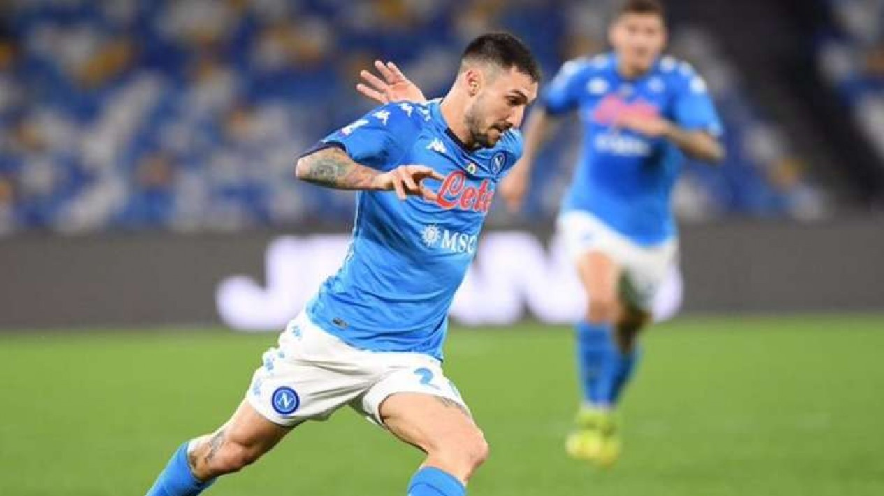 Pemain Napoli, Matteo Politano.