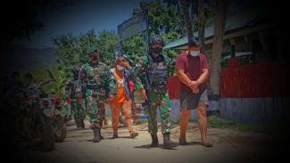 VIVA Militer: Prajurit Yonarhanud 16/SBC sergap bandar narkoba.