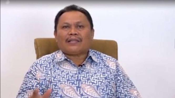 Politikus Jhoni Allen Marbun