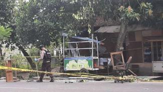 Benda diduga bom meledak di Banda Aceh