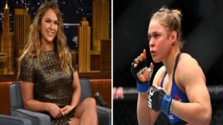 Petarung wanita UFC yang membelot ke WWE, Ronda Rousey