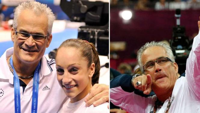 Mantan pelatih senam Olimpiade Amerika Serikat, John Geddert