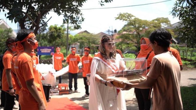 Customer Reward program Pos Indonesia