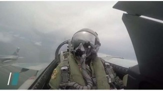VIVA Militer: TNI Angkatan Udara kerahkan jet tempur F-16 ke Ambalat