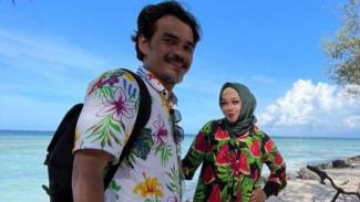 Teddy Syah dan Rinna Gunawan.