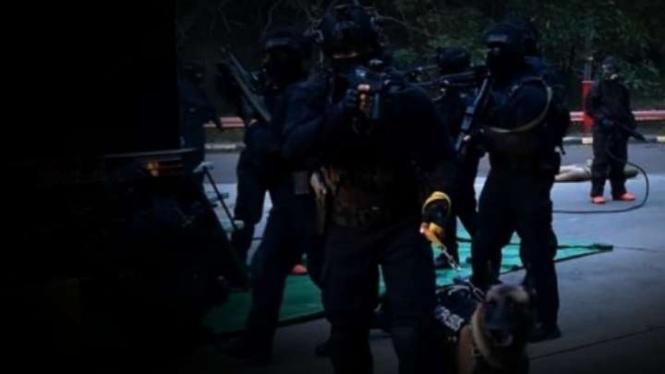 VIVA Militer: Pasukan Operasi Khusus TNI.