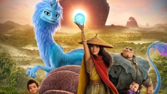 Raya and the Last Dragon.