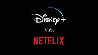 Netflix vs Disney Plus.