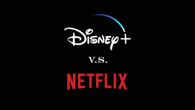 Netflix vs Disney Plus.