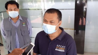 Juru Bicara Satgas COVID-19 Tangerang dr Hendra Tarmizi