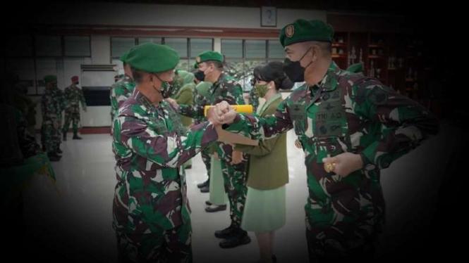 VIVA Militer: Pangdam Diponegoro dan Kolonel Deddy Supriadi.