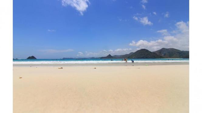 pasir pantai selong