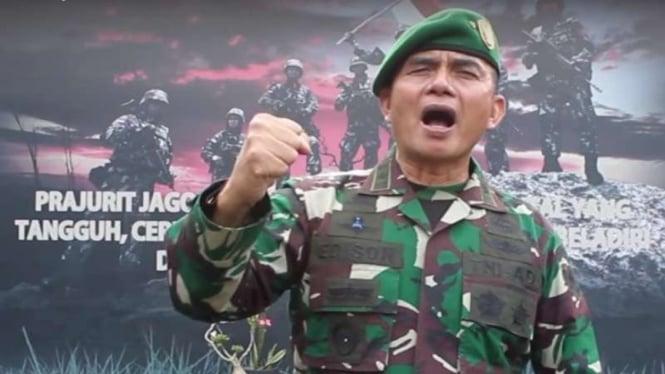 VIVA Militer: Brigjen TNI Edison