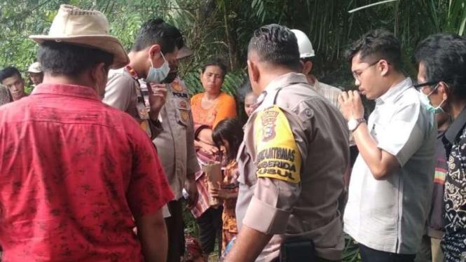 Insiden pemancing tewas diduga diterkam buaya di Jambi