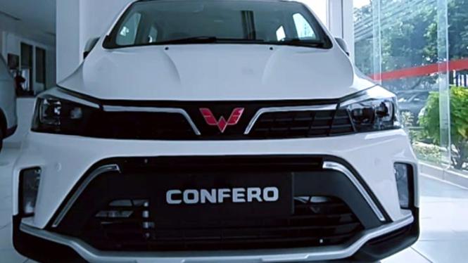 Wuling Confero facelift