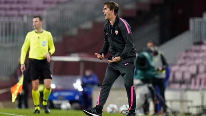 Pelatih Sevilla, Julen Lopetegui