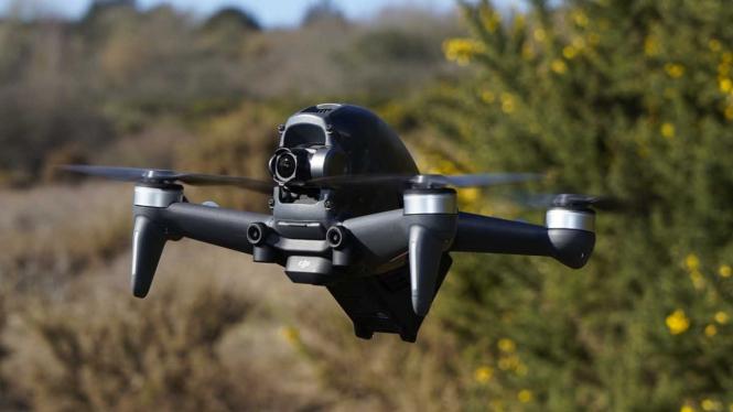 Drone DJI FPV.