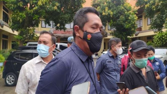 Direktur Reserse Kriminal Umum Polda Bali, Kombes Djuhandani Rahardjo Puro