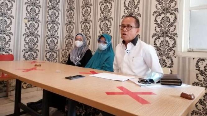 Mantan Karyawan BCA yang salah transfer Nur Chuzaimah.