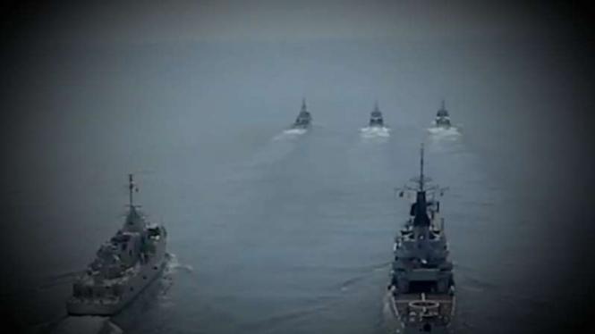 VIVA Militer: Kapal perang TNI