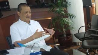 Direktur Utama Garuda Indonesia, Irfan Setiaputra.