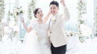Angela Tee menikah.